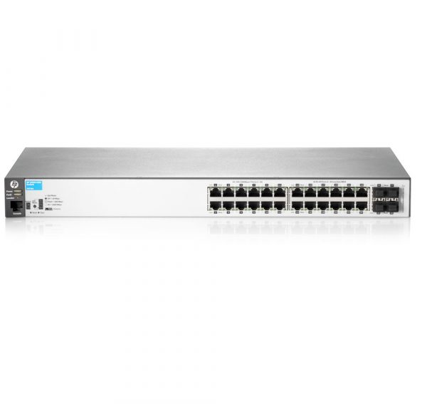hpe 2530-24g switch J9776A front