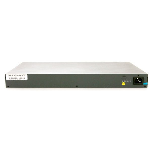 hpe 2530-24g switch J9776A rear