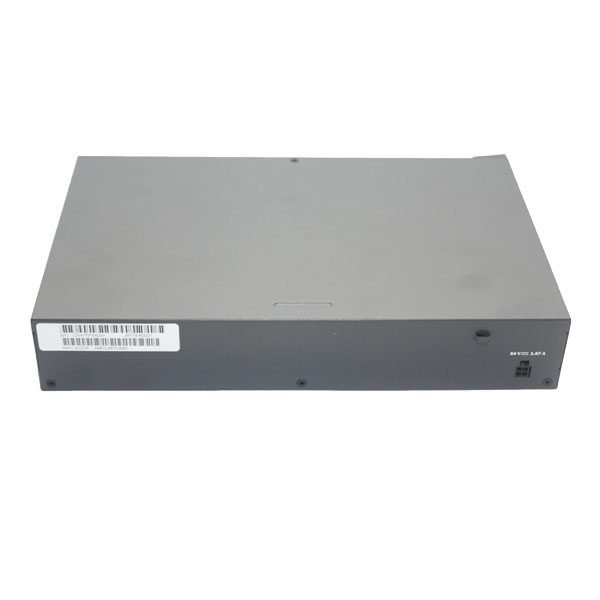hpe 2530-8g-poe+ switch J9774A top rear