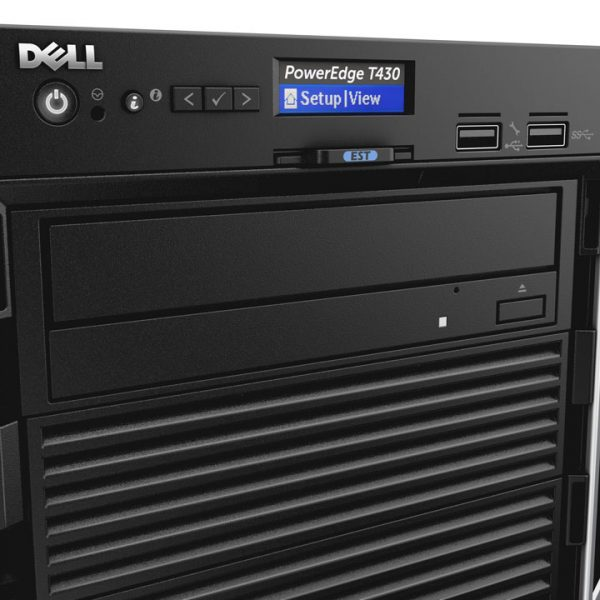 dell poweredge t430 glam close